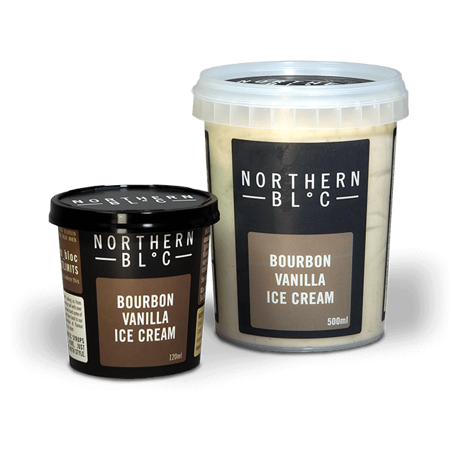 Madagascan Bourbon Vanilla Ice Cream