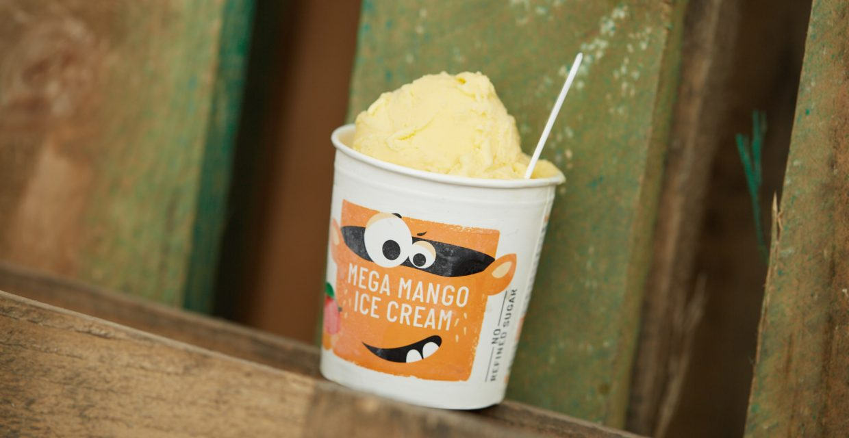 Little Bl°c Mega Mango Ice Cream