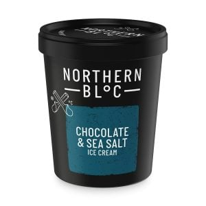 Chocolate & Sea Salt Ice Cream