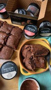 @plantbasedtom - Gooey Choccy Brownie
